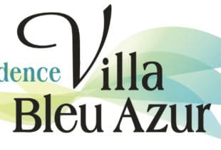 Logo de la résidence Villa Bleu Azur à Baden par Immo Golfe Bretagne