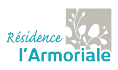 Logo de la résidence L'Armoriale à Ploemeur par Immo Golfe Bretagne