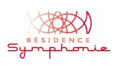 Logo de la résidence Symphonie à Auray par Immo Golfe Bretagne