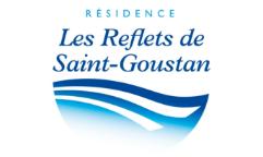Logo de la résidence Les Reflets de Saint-Goustan à Auray par Immo Golfe Bretagne