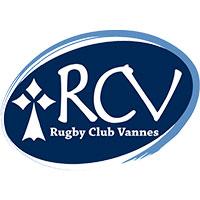 Logo de l'équipe de rugby du Rugby Club de Vannes