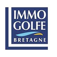 Logo de l'équipe de cyclisme du promoteur immobilier Immo Golfe Bretagne